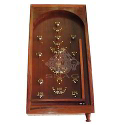 Wooden Joystick Game