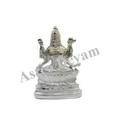 Parad Mercury Lakshmi Statue