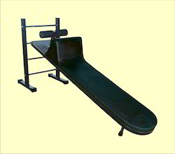 Abdominal Knee Bent Board