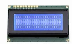 Dot Matrix LCD display
