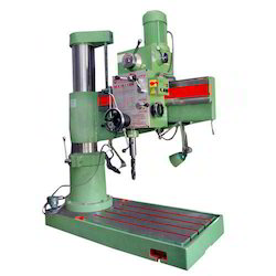 Automobile Drilling Machine