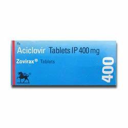 Antiviral Tablet (Aciclovir)