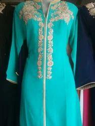 Ladies Embroidery Dress