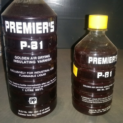 P81 Premier Varnish