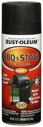 Rust Oleum Automotive BBQ & Stove
