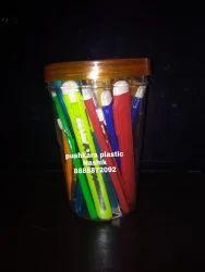 Paper cutter jar