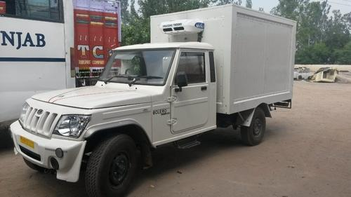 b600b9396b Puf Panel Refrigerated Vans at Rs 230000  one
