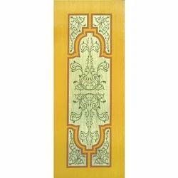 Decorative PVC Door Sticker, Size: 82*35 Inch