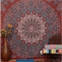 Mandala Tapestry Indian Elephant Wall Hanging Queen Decor