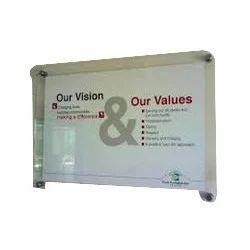 Acrylic Display Panel