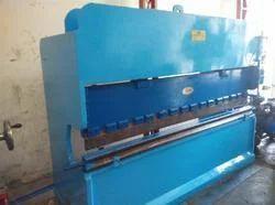 Hand operated sheet bending machine shahzad & company, delhi.