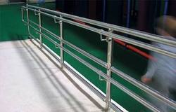 Stainless Steel Ramp Railing