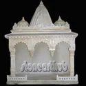 Makrana White Marble Temple