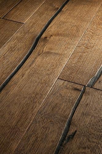 Brown Oak Wood Flooring