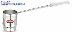 Priti steel Full Steel Liquid Server Water Donga, Size: 300ML
