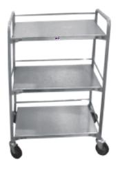 Instrument Trolley ( Three Shelves)