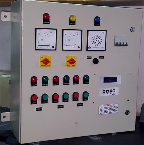 Waste Water Treatment Plant Panel Manufacturer From Ahmedabad