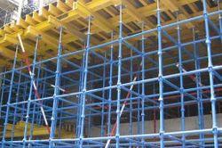 Horizontal Cuplock Scaffolding System