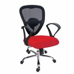 Executive Mesh Chair ( VJ-185 Chrome Base)