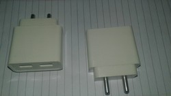 2 Amp 2 USB Mobile Charger Cabinets in with PC Material