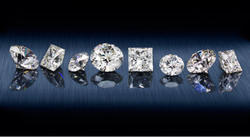White Round Loose Diamonds, for Fancy Jewelry