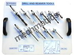 Drill and Reamer Tools