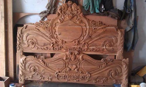 Teak Wood Beds Wooden Bed Wholesaler From Hyderabad