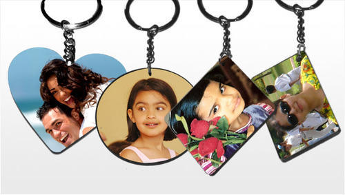 personalized keychain at rs 7 piece personalized key chain