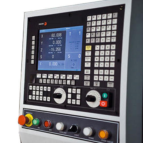 Cnc Machine Control Panel Manufacturer From Pune