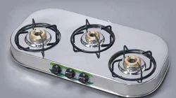 3 Burner Gas  Stoves