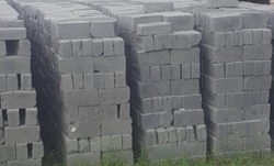 Fly Ash Concrete Brick