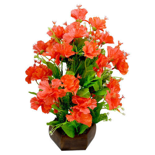 outdoor artificial flower pots at rs 370 /piece | artificial flower