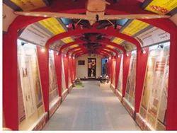 Train Exhibition Designing Services