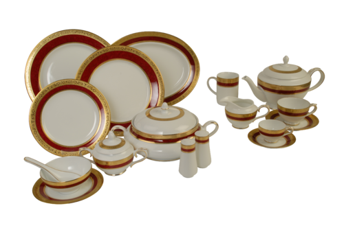 Empress Dinnerware Set