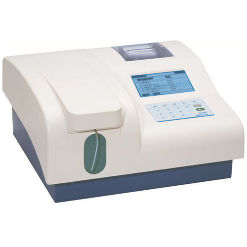Semi Automated Bio-Chemistry Analyzer, Semi Automatic Biochemistry Analyzer,  Semi Automated Analyser, Semi Auto Analyzer, Semi Auto Biochemistry Analyzer,  सेमी ऑटो एनालाइजर - Bioline Technologies, Thane | ID: 3299614297