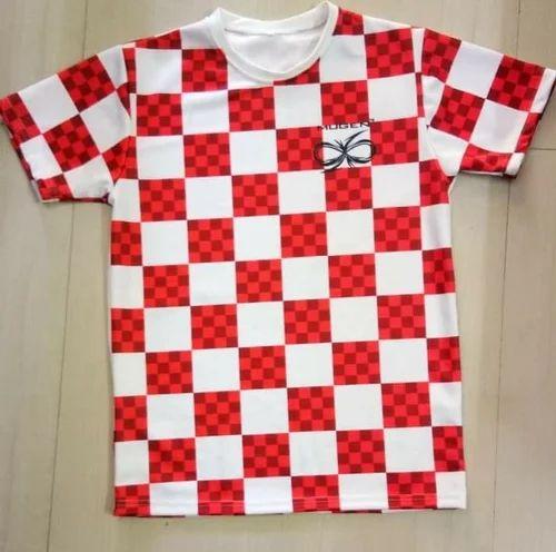 Mugen Creations Half sleeves Mugen Football Jersey