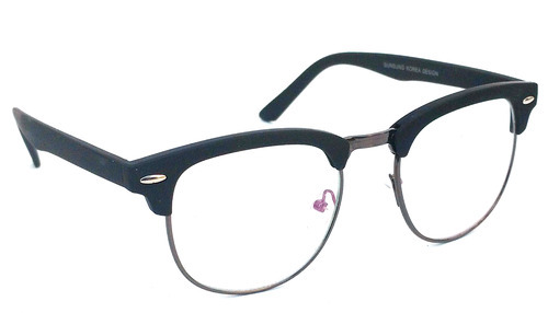6f7093e5fc Clubmaster Black Gun Stylish Frame For Men and Women at Rs 250 ...