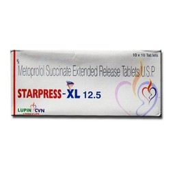 Strapres Xl 12.5 Tablets