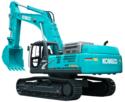 Kobelco Excavator SK520XDLC