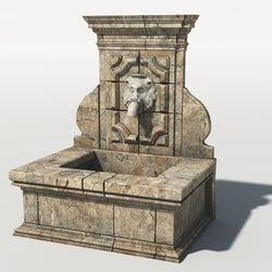 Interior Stone Fountains