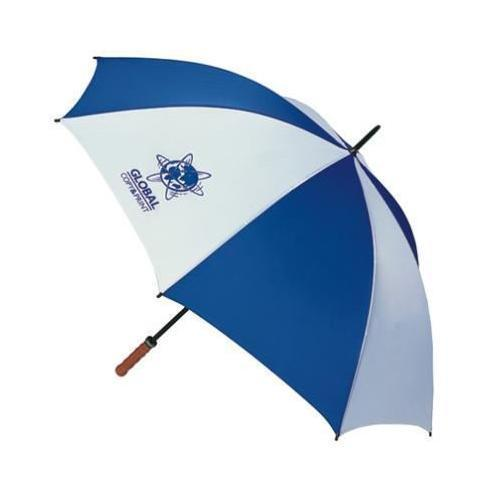 baeaa630e2b8f Blue And White Polyester Promotional Printed Umbrella, Rs 185 /piece ...