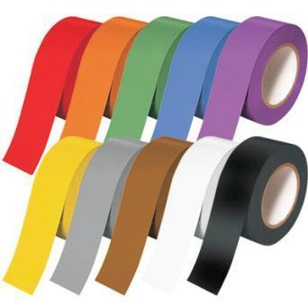 Self Adhesive Tape - Colored Vinyl Tapes Wholesale Trader ...