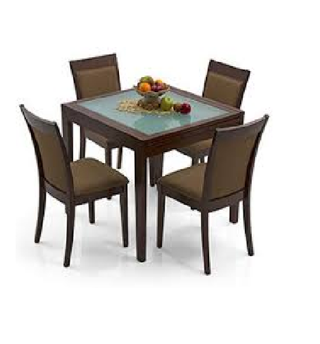 4 Seater Modular Dining Table