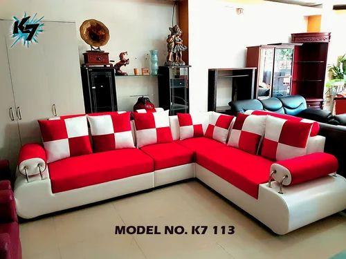 L Shape Sofa Set L Shape Couch एल श प स फ स ट K7