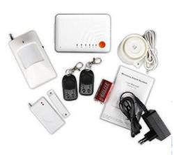 SS Techno Mobile Connectivity Wireless GSM Alarm System, For Shops, Office etc
