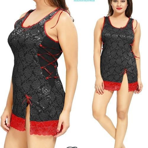 Ladies Nightwear - Baby Doll Nighty Manufacturer from Mumbai 6fb5b19ab