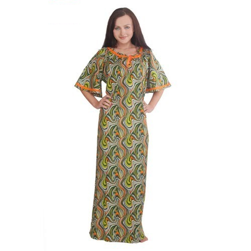 24633f02f4e Ladies Maxi - Ladies Cotton Maxi Wholesale Supplier from Pondicherry