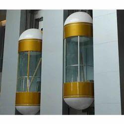 Shivangi Glass Capsule Elevator