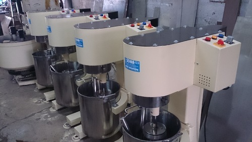 Planetary Mixer Muti Speed
