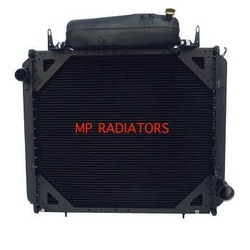 Earth Mover Radiator